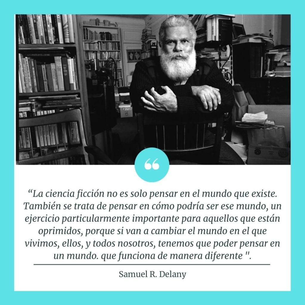 Samuel R Delany Cita