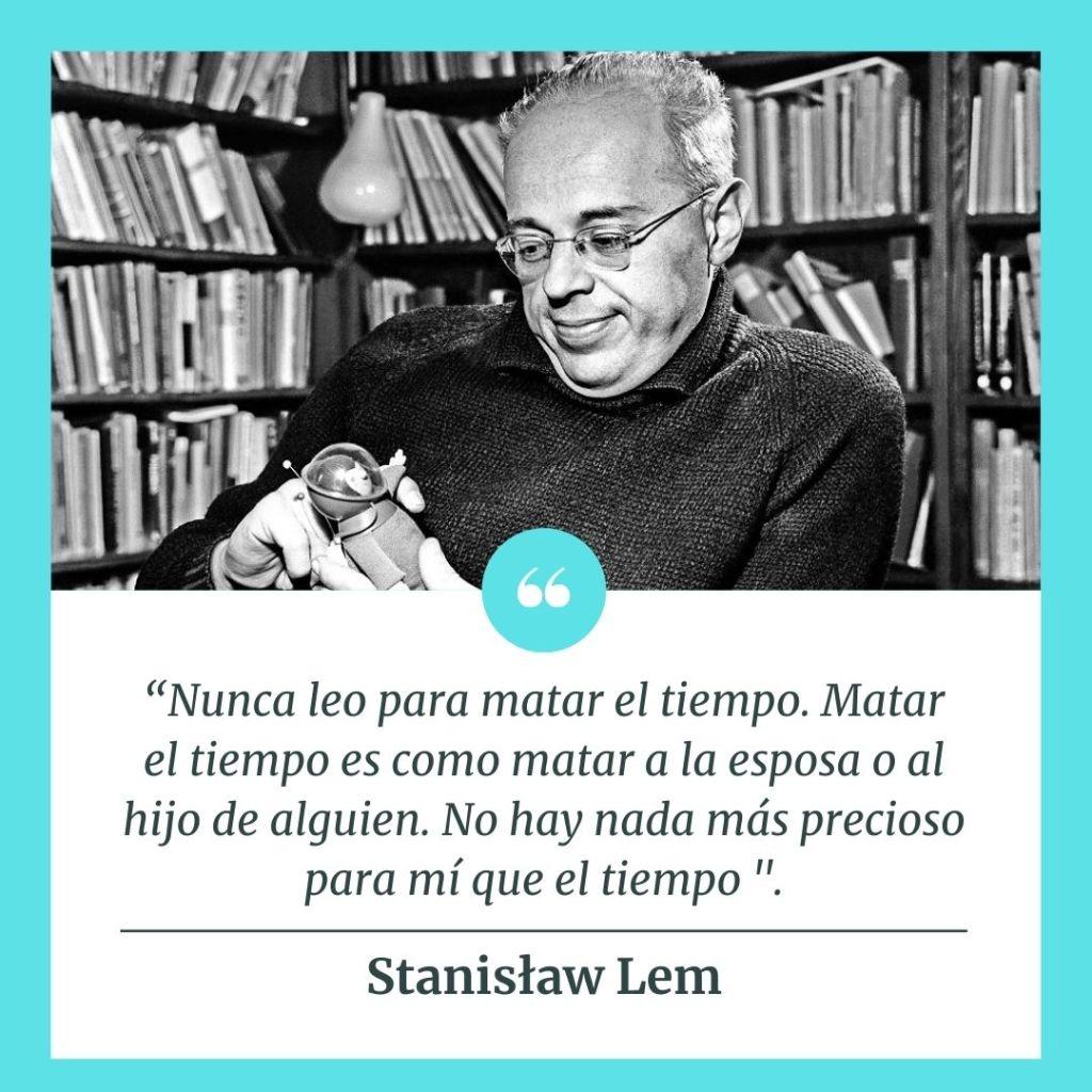 Stanislaw Lem Cita