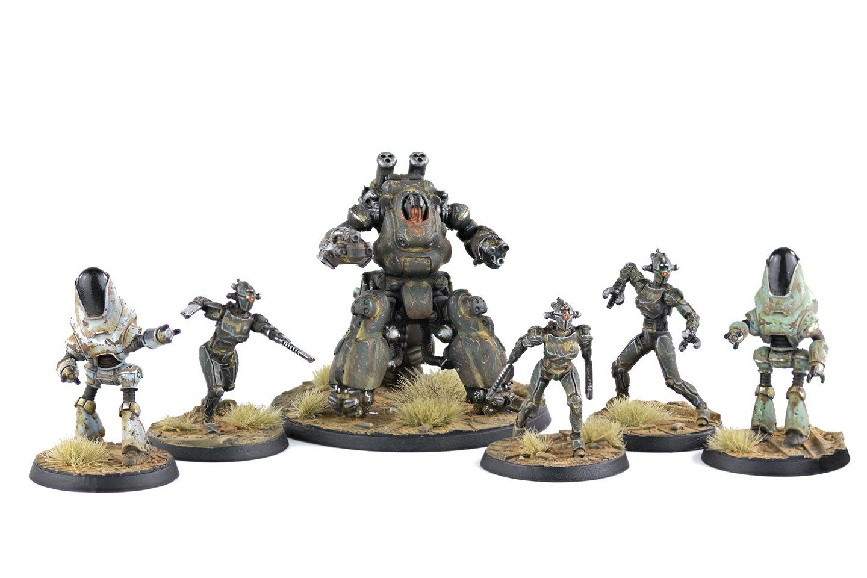 Fallout Wasteland Warfare Robots Core box