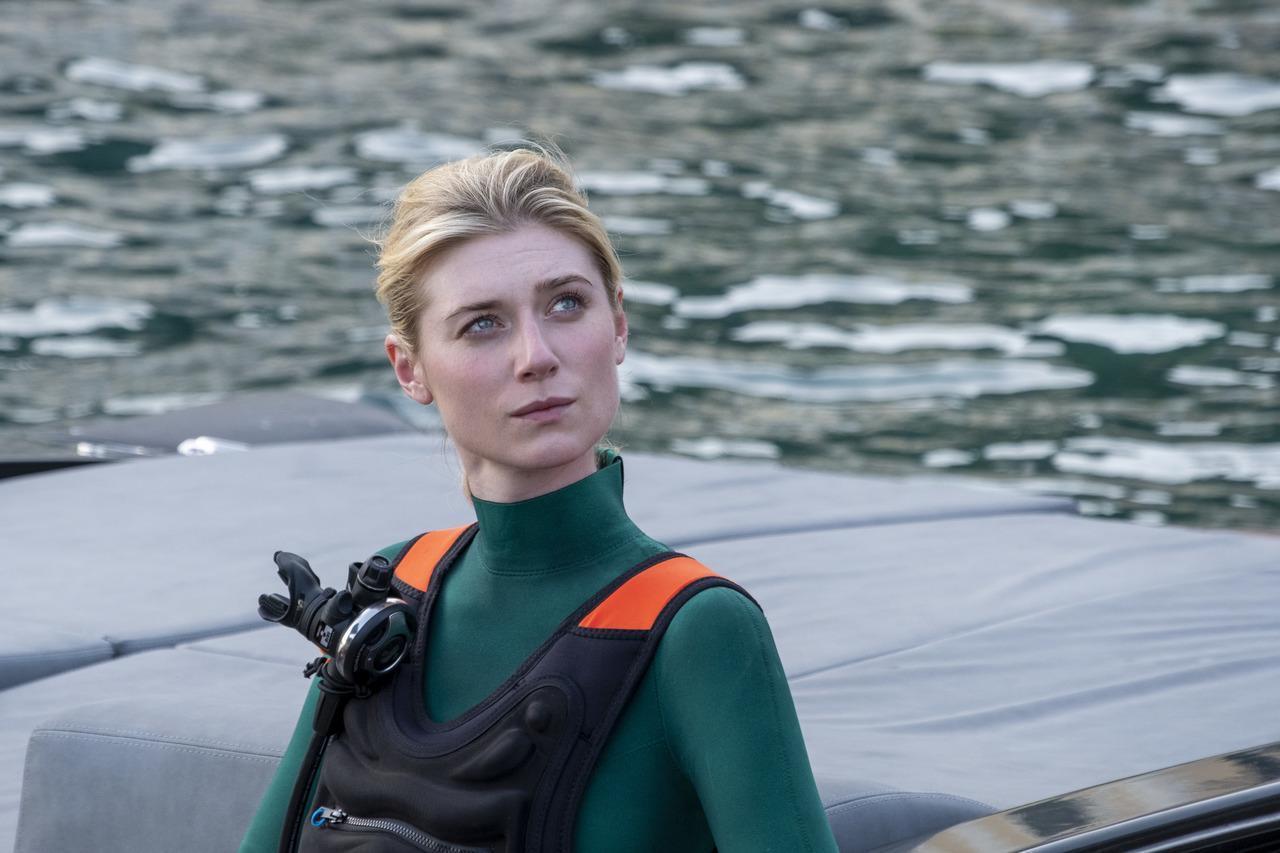 Escena en el mar