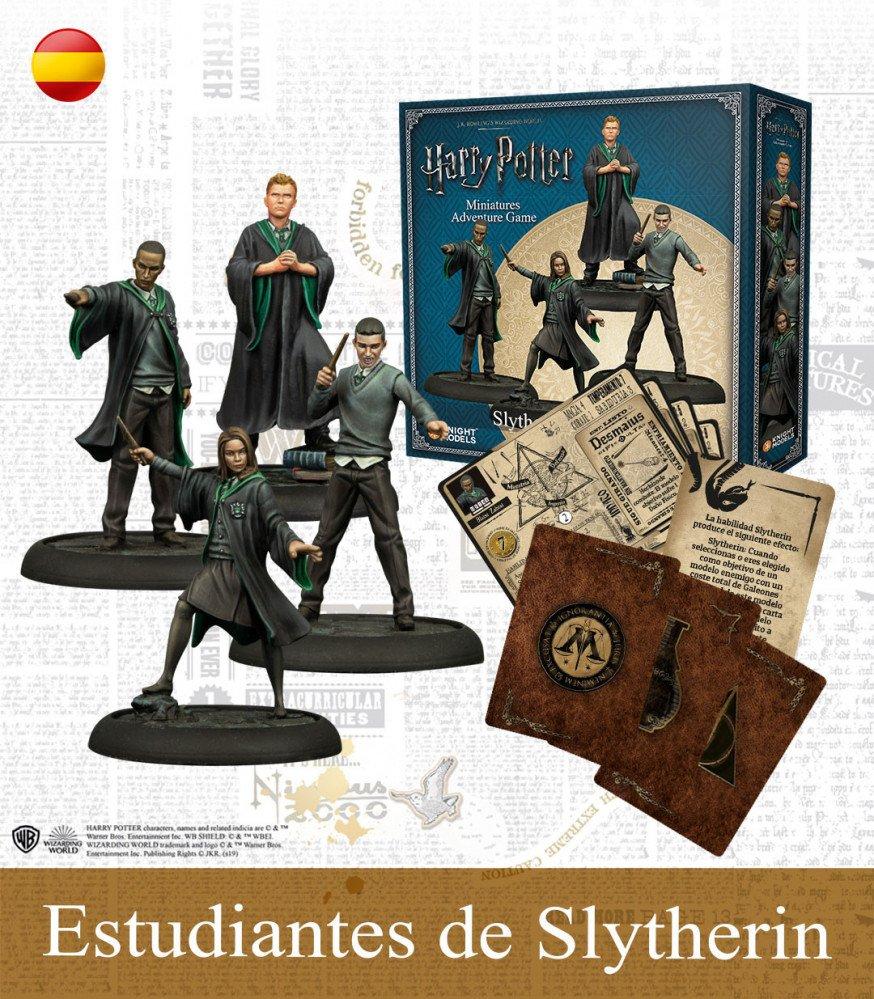 estudiantes-de-slytherin en español