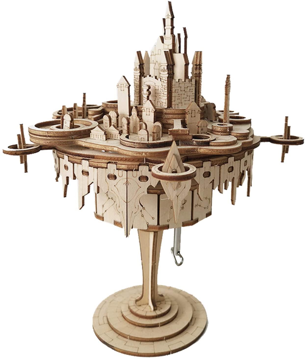 Castle 3D Puzzle