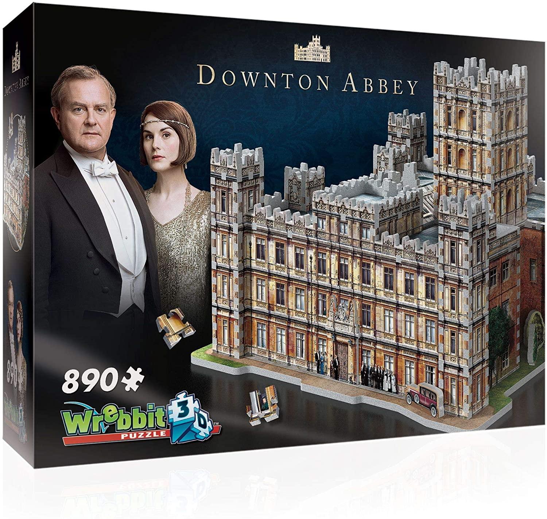 Downton Abbey Puzzle 3D