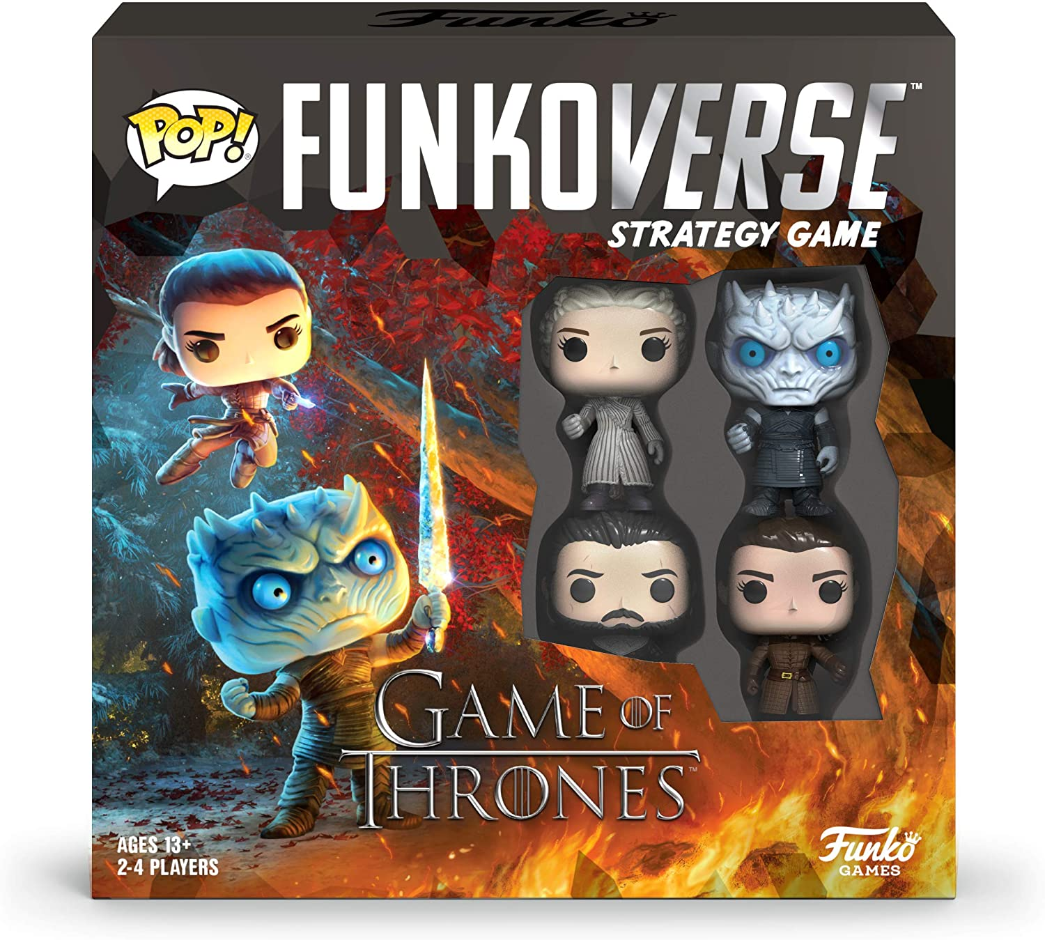 Funkoverse Game of Thrones