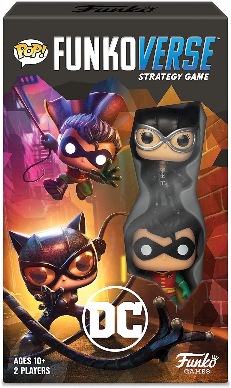 Robin y Catwoman