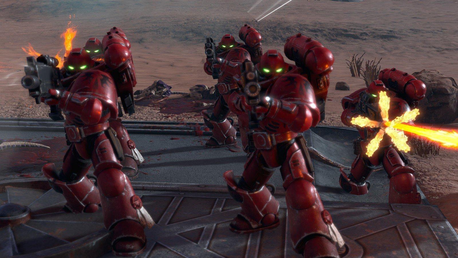 Warhammer 40K Battlesector Blood Angels