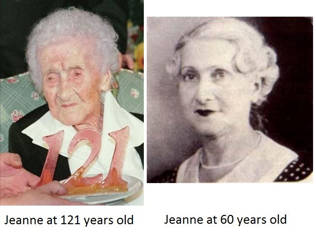 122 year old Jeanne Calment credited red port wine to her being the longest living human ever known.