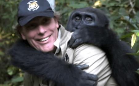 Gorilla hug