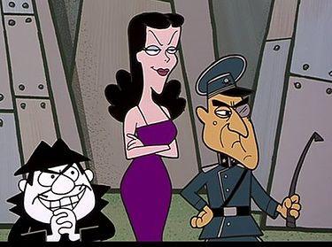 Cartoon Credit: Wikipedia