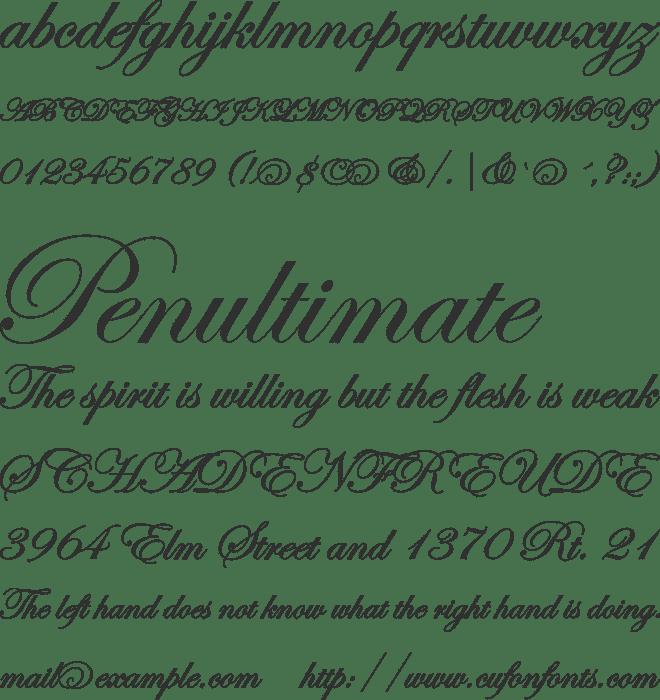 Edwardian Scr Alt ITC TT Font : Download Free for Desktop
