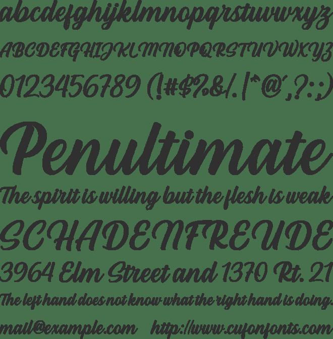 Hestina Font : Download Free for Desktop & Webfont