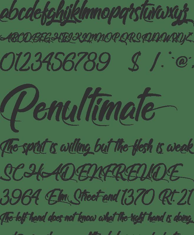 Follow Me Font : Download Free for Desktop & Webfont