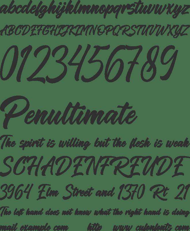 The Razels Font : Download Free for Desktop & Webfont