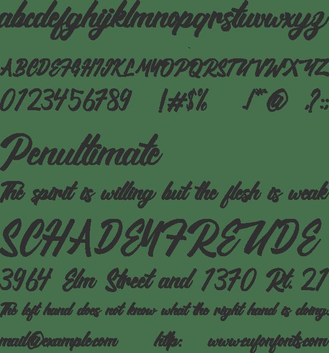 Brady Font : Download Free for Desktop & Webfont