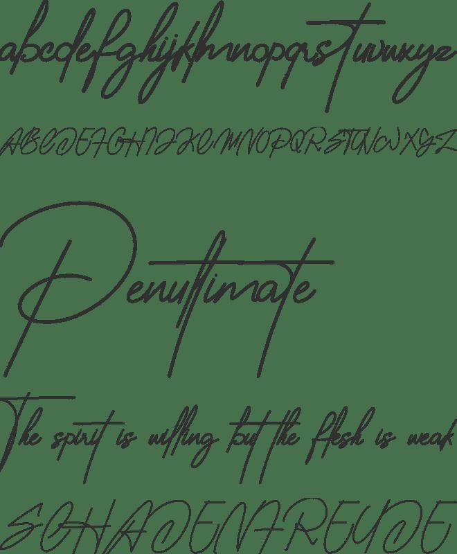 Housttely Signature Font : Download Free for Desktop & Webfont