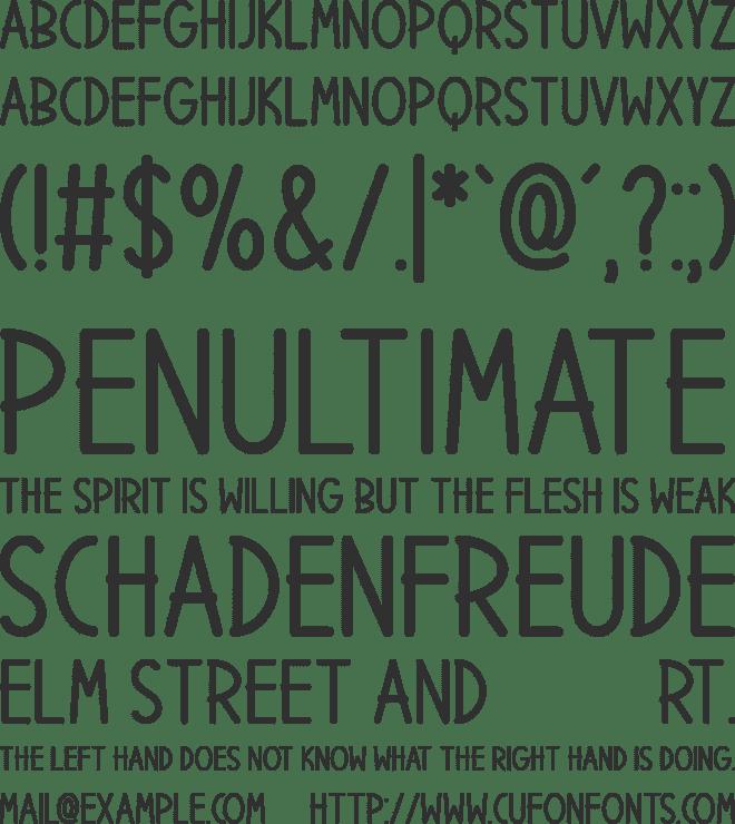 Bookish Font : Download Free for Desktop & Webfont