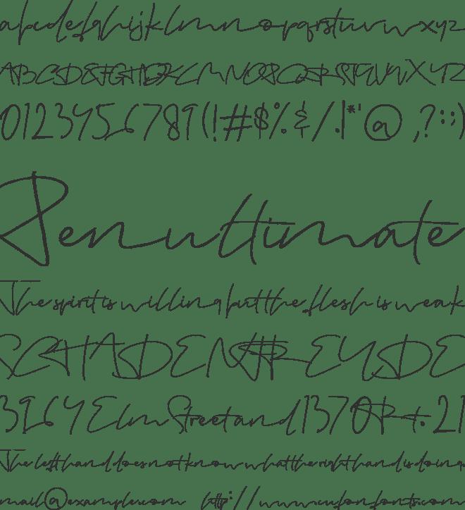 einstein Font : Download Free for Desktop & Webfont