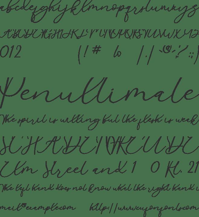 bello Font : Download Free for Desktop & Webfont