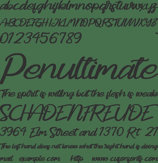 Michelline Font : Download Free for Desktop & Webfont