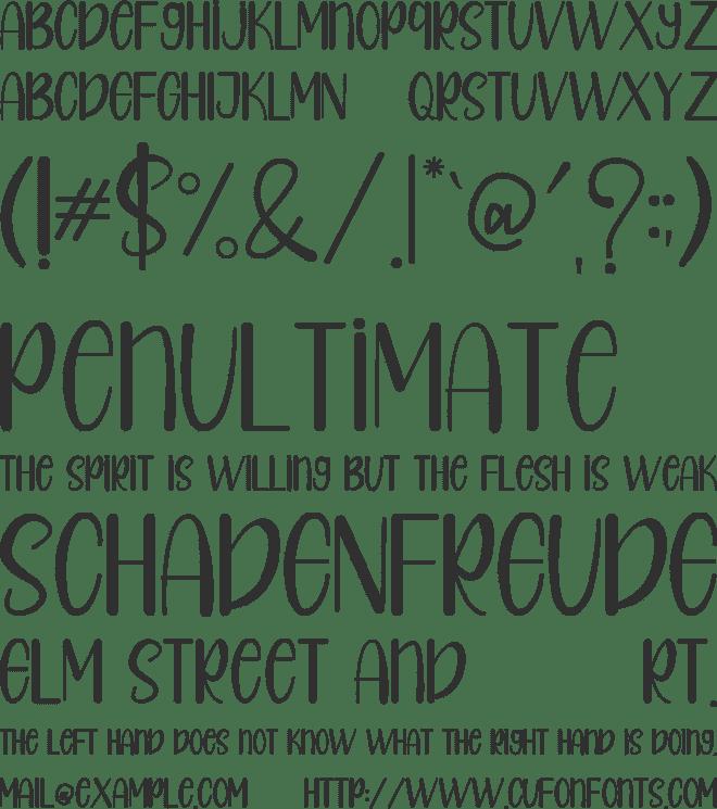 SUGAR COOKIES Font : Download Free for Desktop & Webfont