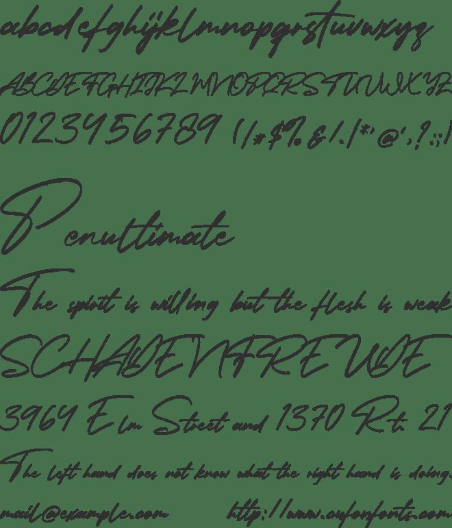 Holland Gateway Font : Download Free for Desktop & Webfont