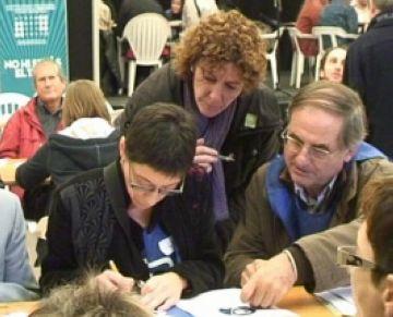 Trobada informativa de voluntaris a la Nau de Cultura de Valldoreix