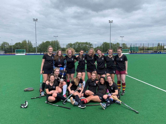 Murray Edwards - Women's Cuppers Champions 2018/19