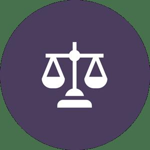 Pictogramme loi contre le harcèlement en entreprise