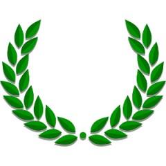 Corona de laurel