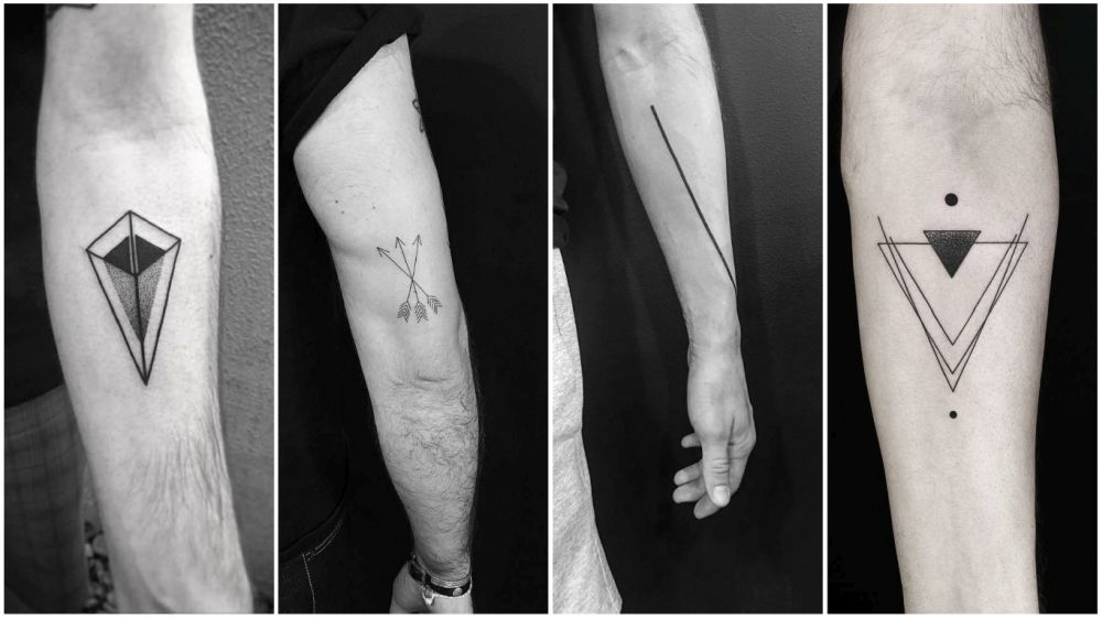 Los Mejores Tatuajes Pequeños Para Hombres Brazo