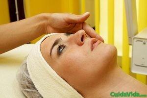 Un masaje para hidratar la piel
