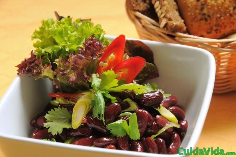 Ensaladas de invierno pocas calor as nada de colesterol - Ensaladas con pocas calorias ...