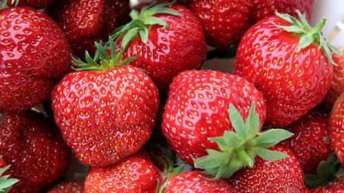 Las fresas son un conocido afrodisíaco