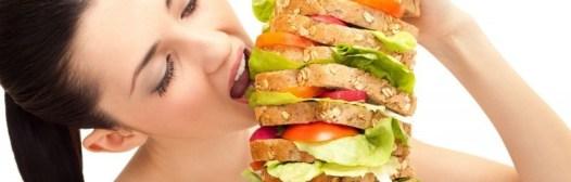 comer mucho grasa visceral saciedad