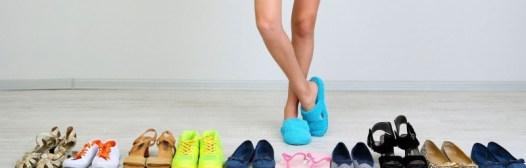 elegir zapatos pequena