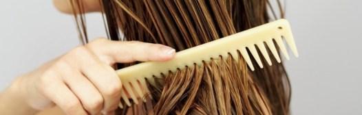 pelo cabello mascarilla aceite de oliva