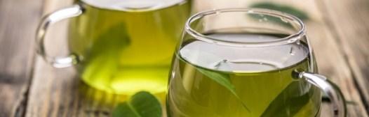 te verde antioxidante