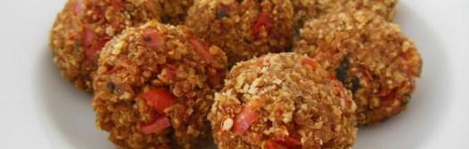 albondigas quinoa