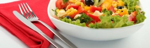 ensalada comida sana