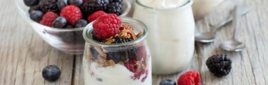 comer yogur