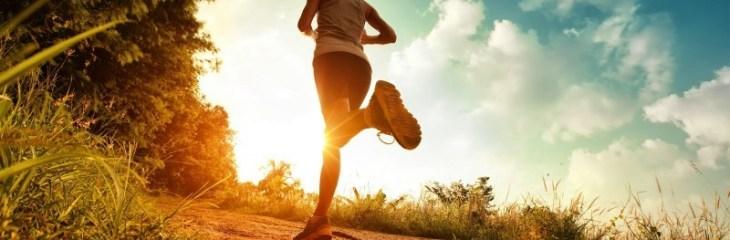 running campo ejercicio deporte