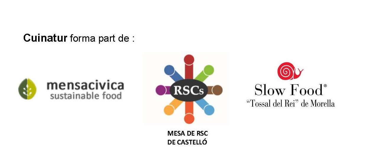 Logos Mensa RSC i Slow Food ok