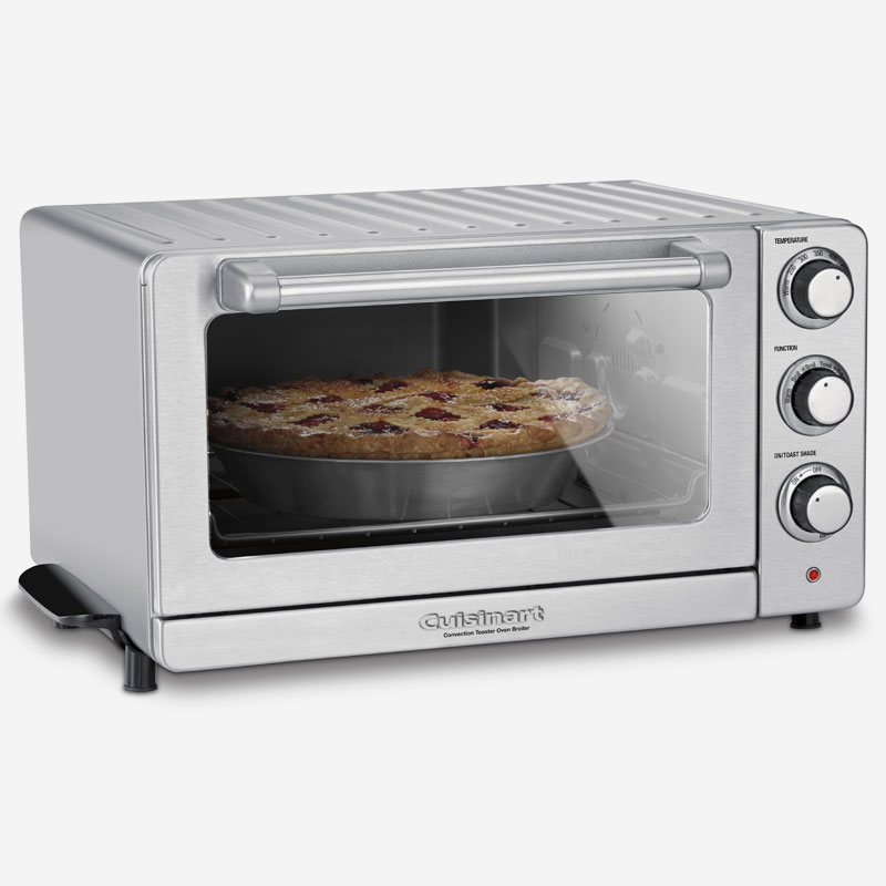 Convection Toaster Oven Broiler  cacuisinart