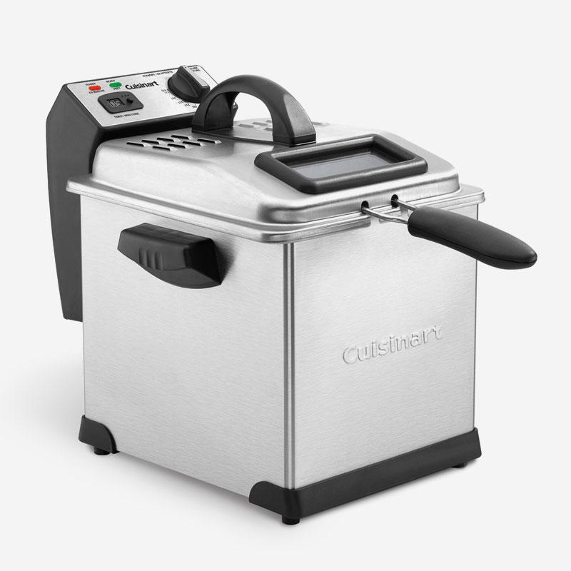 kitchen fryer cabinets fort myers digital 3 2 l deep ca cuisinart