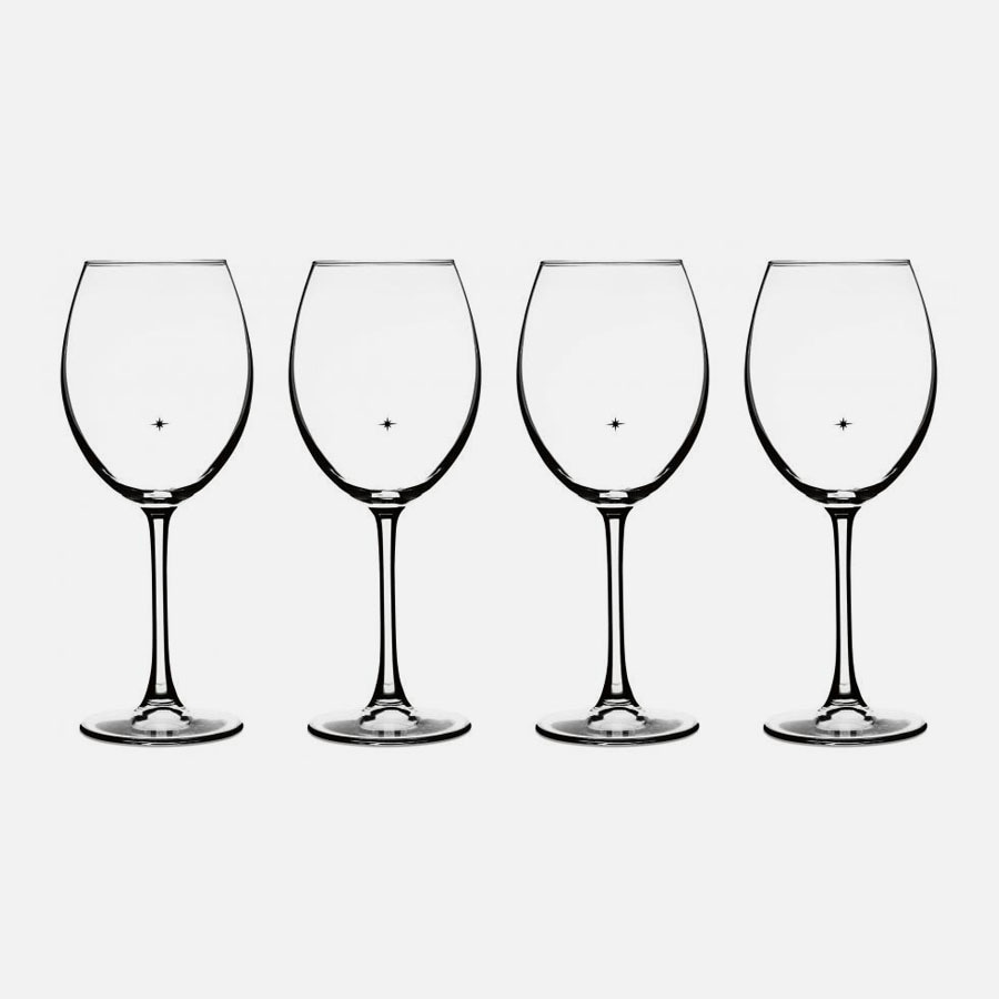 Cuisinart® Cuisinart® All Purpose/Red Wine Glasses (Set of