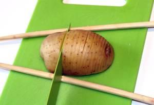 pommes de terre suedoise prepa - Pommes de terre à la Suédoise