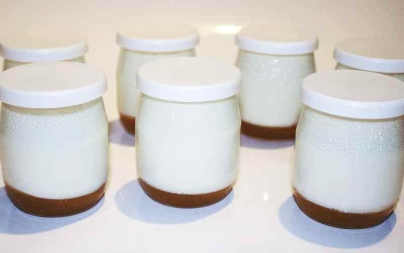 yaourts caramel beurre sale - Zebra cake vanille-chocolat (Gâteau zébré / tigré)