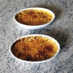 Recette de Crème brûlée