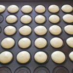 macarons coques prepa 1 - Pâte à Macarons facile