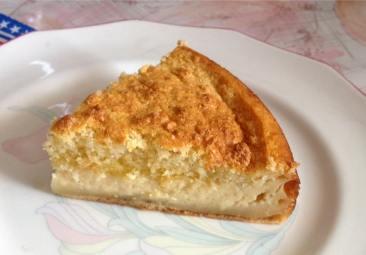 """Recette de Gâteau-flan à la vanille (ou """"Gâteau magique"""")"""